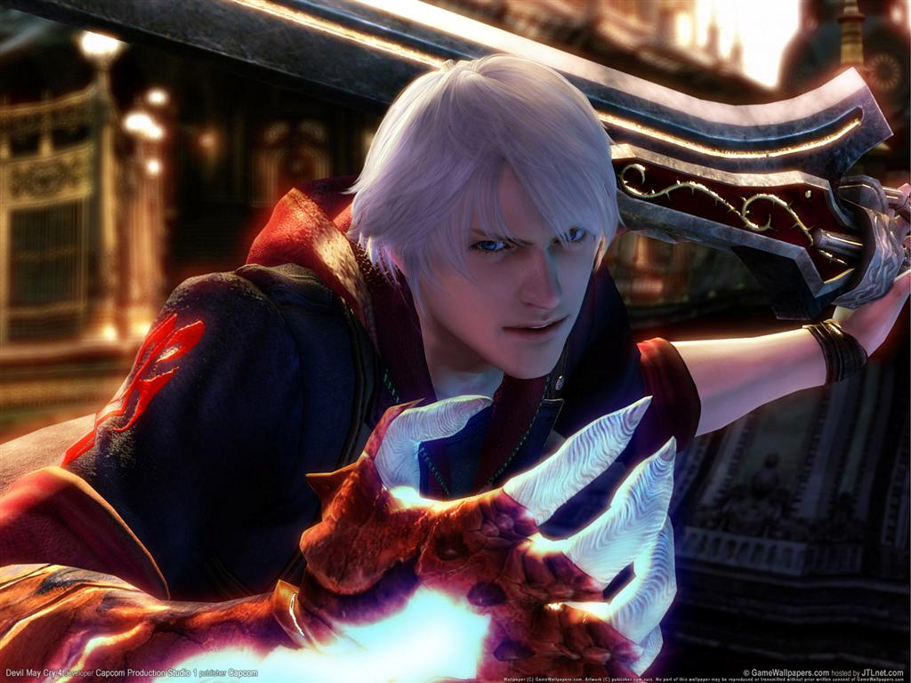 Devil May Cry HD & Widescreen Wallpaper 0.129877123186