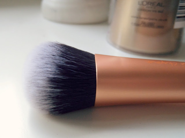 Real Technique Face Brush Close Up