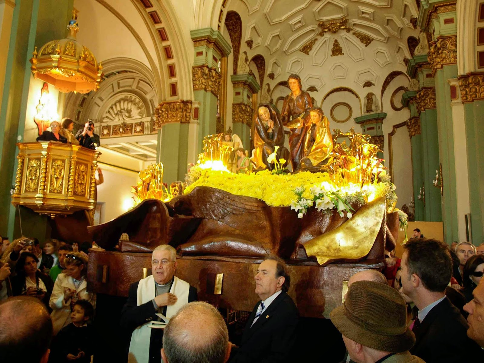 Trono Semana Santa Cartagena 20
