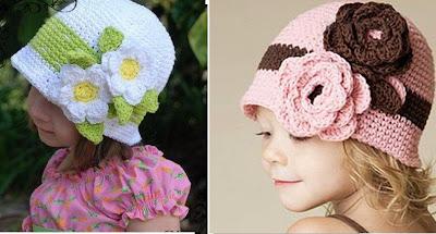 MODA INFANTIL ROPA para niños ropa para niñas ropita bebes: GORROS ...