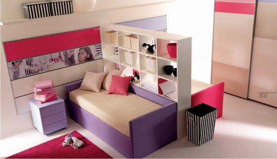 Separar un dormitorio infantil en dos ideas para decorar for Dividir piso en dos