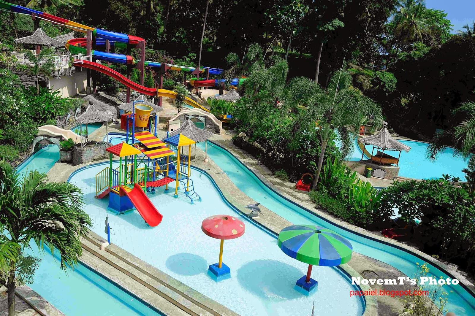 Liburan Ke Anyer Di Hotel Club Bali Hawaii Papaiel