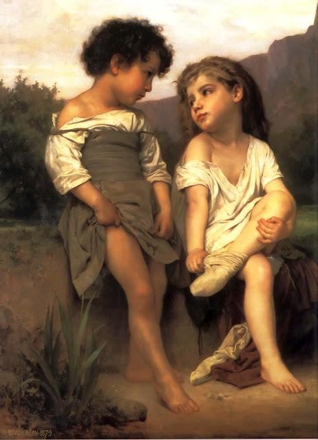 cute girl,William Adolphe Bouguereau, 5 stars