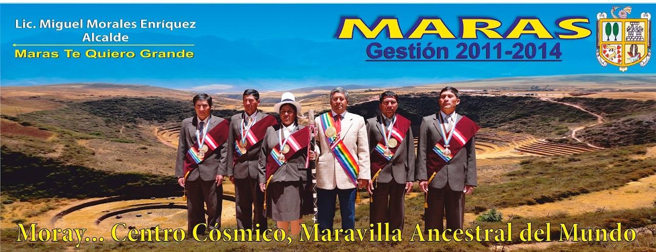 Municipalidad Distrital de Maras