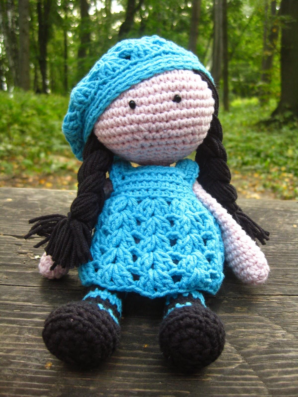 Глаза для вязаных кукол своими руками