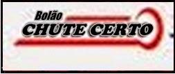 BOLÃO CHUTE CERTO