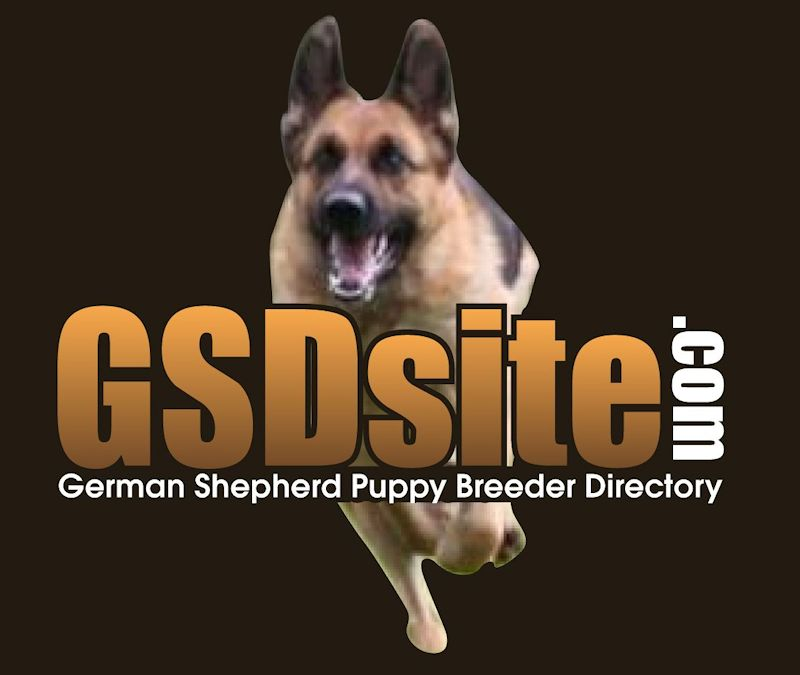 Professional German Shepherd Directory