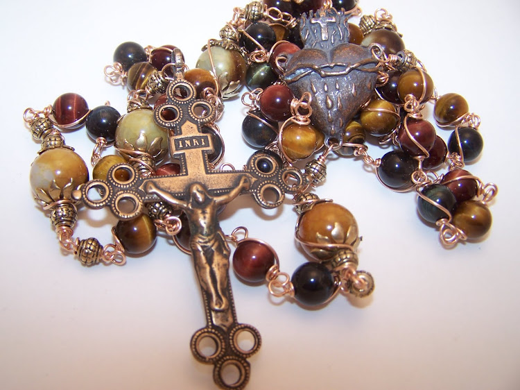 No. 36.  Rosary Of The Sacred Heart Of Jesus- NEW (SOLD)