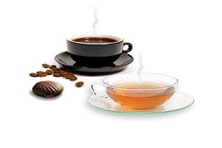 دراسة: 4 أكواب من القهوة والشاي يوميا تفيد الكبد