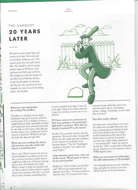 david mickey evans u0026 39  blog  the 75th anniversary pf flyer catalog