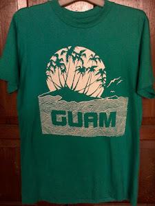 VINTAGE GUAM ISLAND