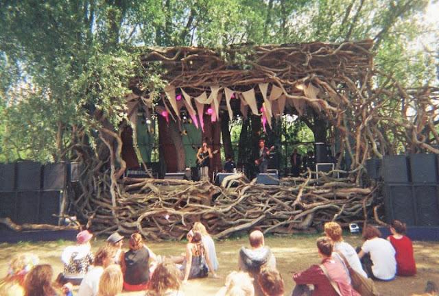 Ma Bicyclette: Secret Garden Party | The Festival of Dreams