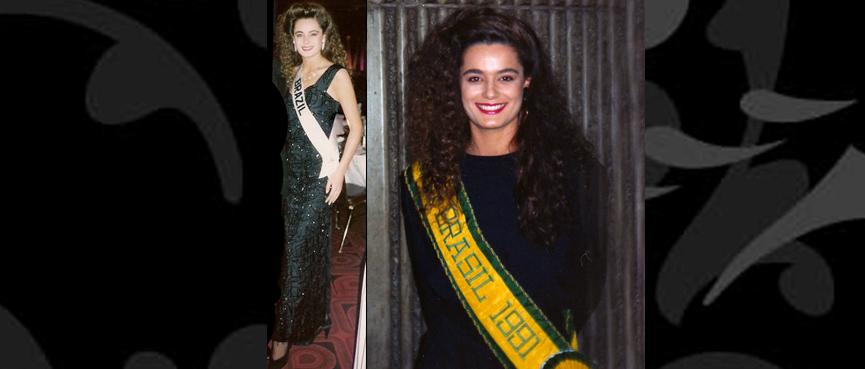 MISS BRASIL 1991