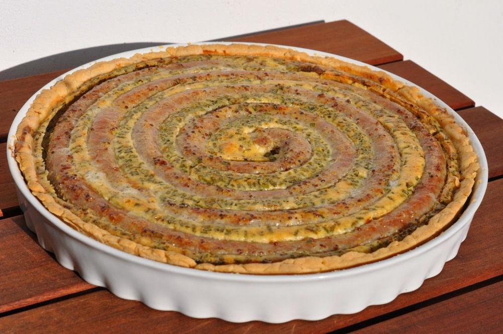 Zentralverband Naturdram, Knackwust; Knackwurstwissen: Gericht des Tages: Wurstkuchen