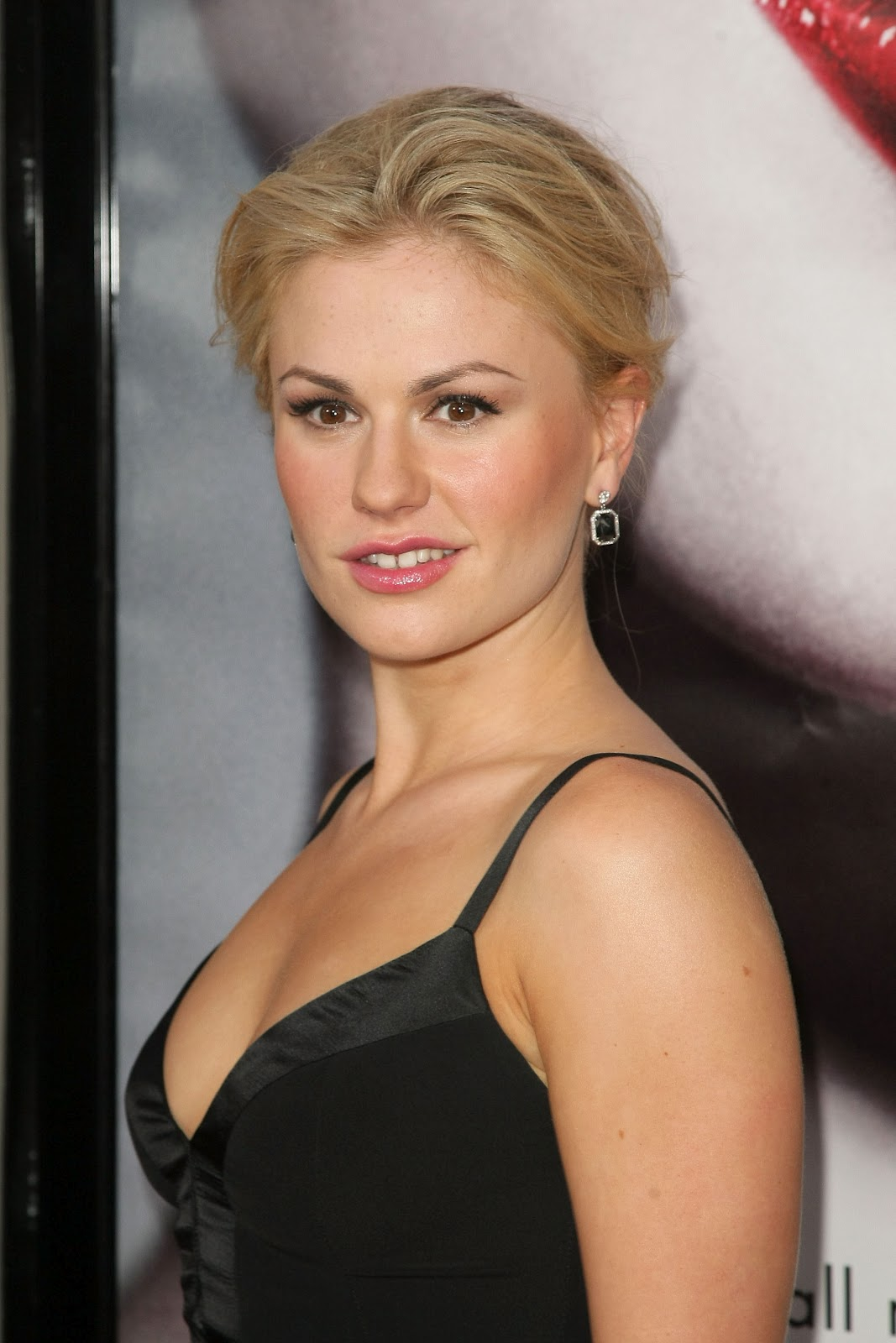 Cleavage Anna Paquin nude photos 2019