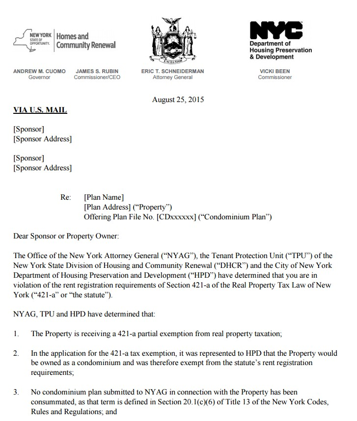 rent control in new york essay