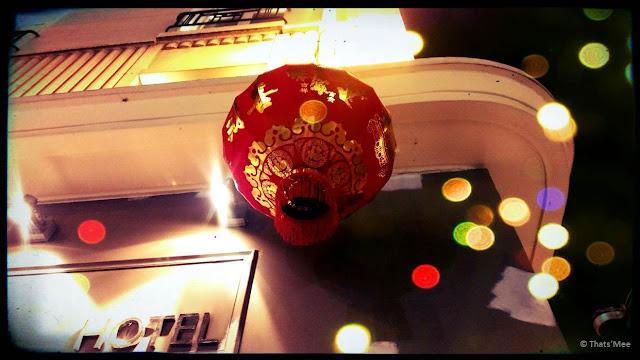 lampion Paris 3ème nouvel an chinois serpent d'eau
