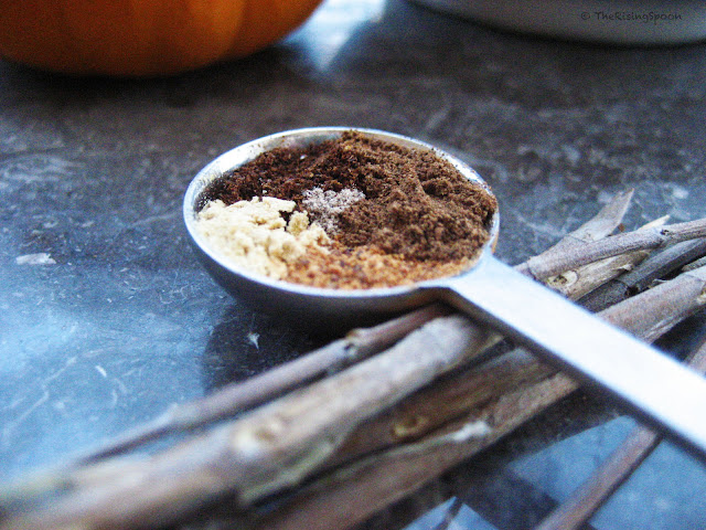 The Rising Spoon Blog: How to Mix Your Own Pumpkin Pie Spice Blend