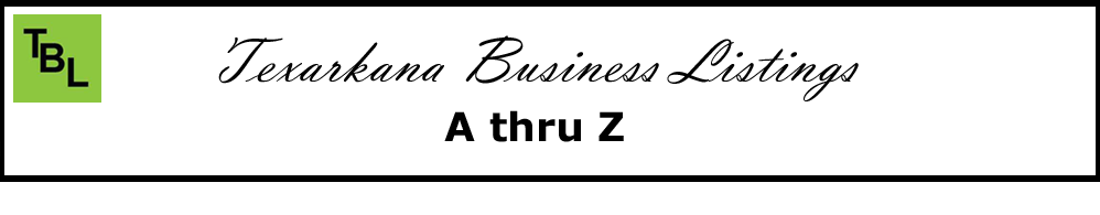 Texarkana Business Listings