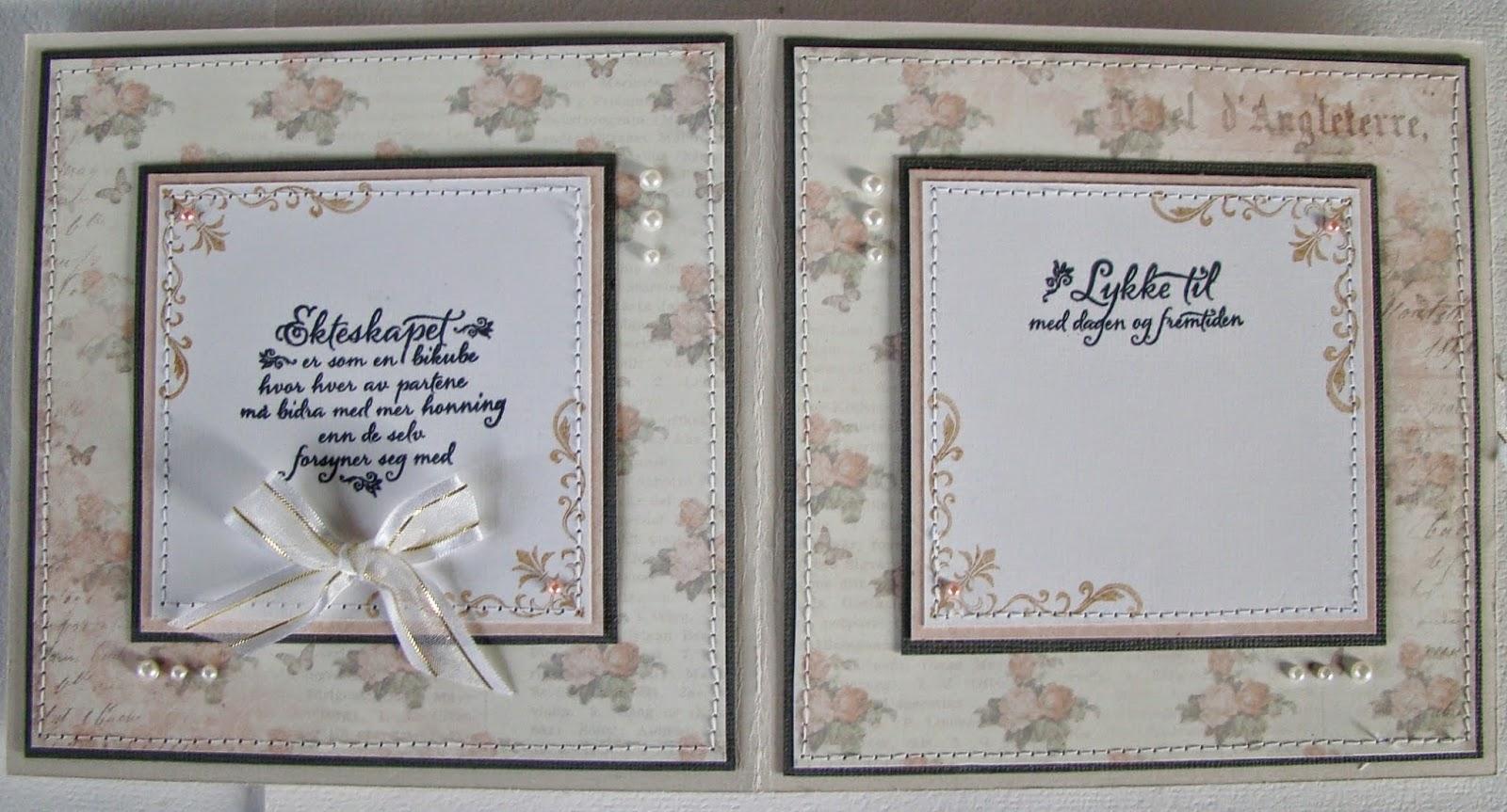 Pin Bryllupskort-tekst on Pinterest