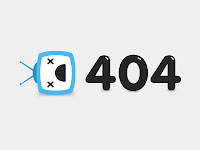 Hot to Set Customer 404 Pages in Blogger