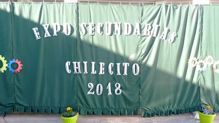 2°Edición Expo Escuelas Secundarias de Chilecito