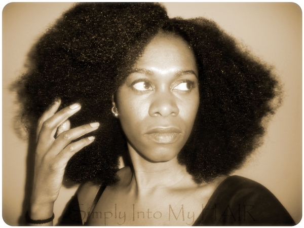 ... third set of crochet braids today, this time using Afro Kinky hair
