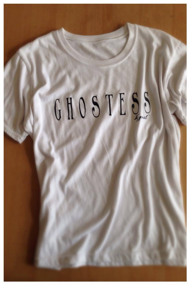 TGOC Ghostess Shirt - White