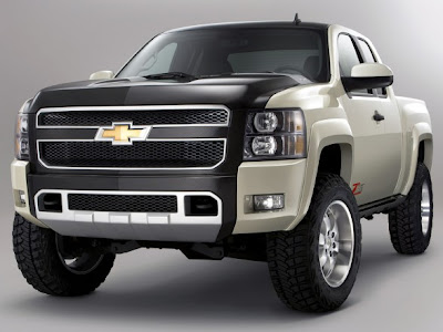 Popular Chevy Trucks in This Year