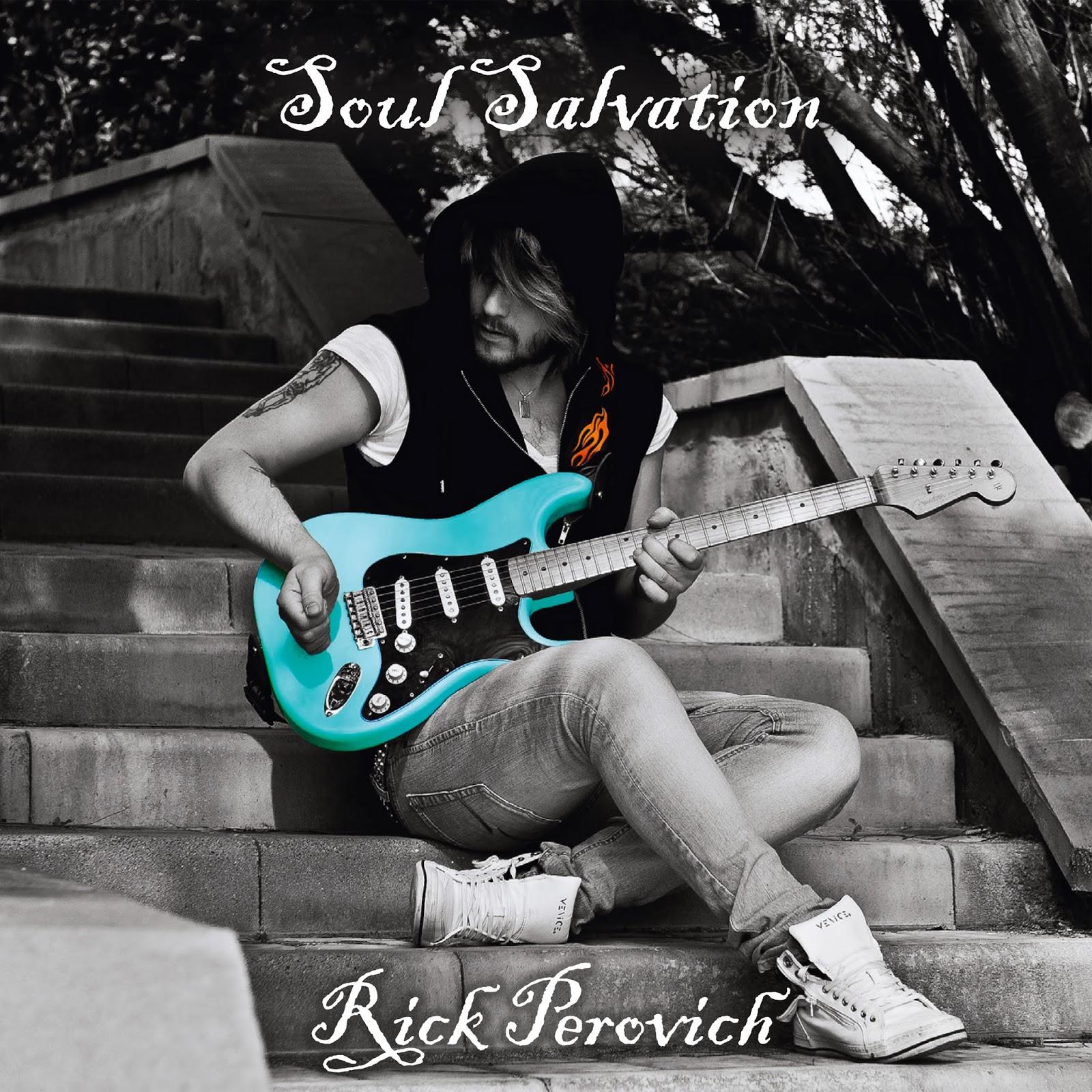 """""""Soul Salvation"""" è l'ep di debutto dell'artista triestino Rick Perovich"""
