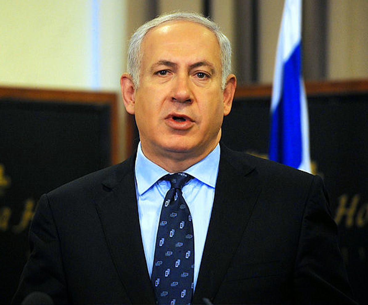Israeli Prime Minister Benjamin Netanyahu (WikiCommons)