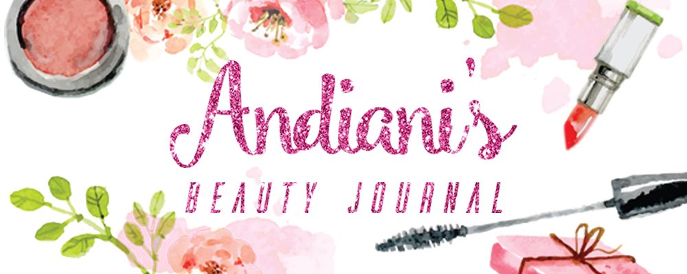 Andiani's Beauty Journal | Indonesian Beauty Blogger