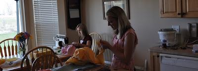 Sugerencias de la abuela en costura, plancha y lavado