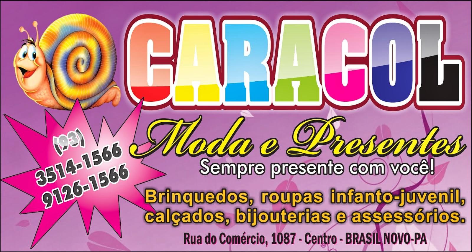 CARACOL MODAS E PRESENTES