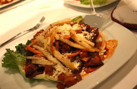 promoción de restaurantes, México,