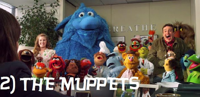 The Muppets entire cast