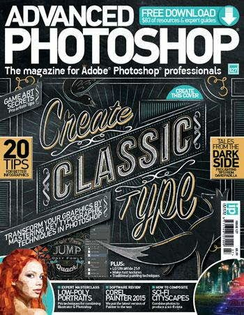 Advanced Photoshop Magazine Issue 127 October 2014