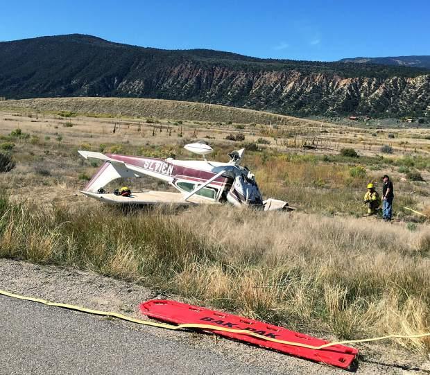Kathryn's Report: Cessna 182G Skylane, N3147S: Accident
