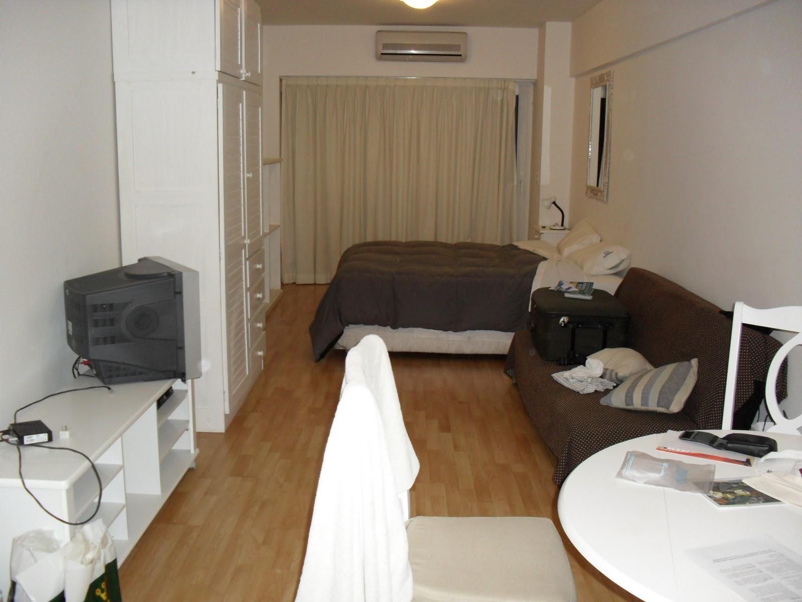 TURISMO E VIAGENS NAS MINHAS TERRAS: Hospedagem em Buenos Aires #6C4626 1600x1200 Banheiro Apartamento Alugado