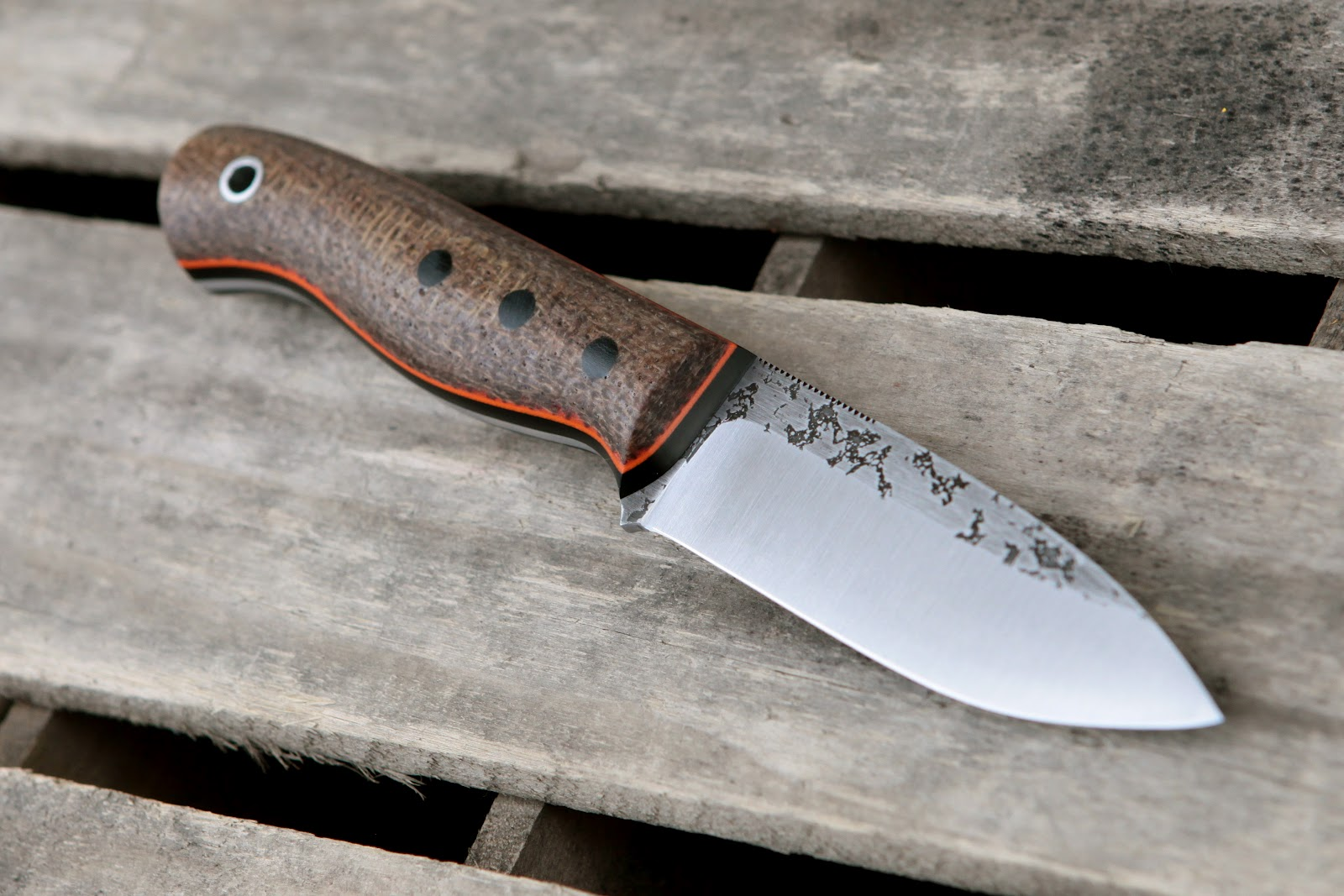 Custom Bush Knives