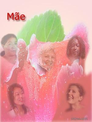 Dia das Mães - Mãe de todas as raças