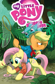 MLP Friends Forever Paperback #6 Comic