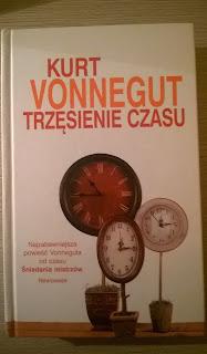 "Kurt Vonnegut ""Trzęsienie Czasu"" recenzja"