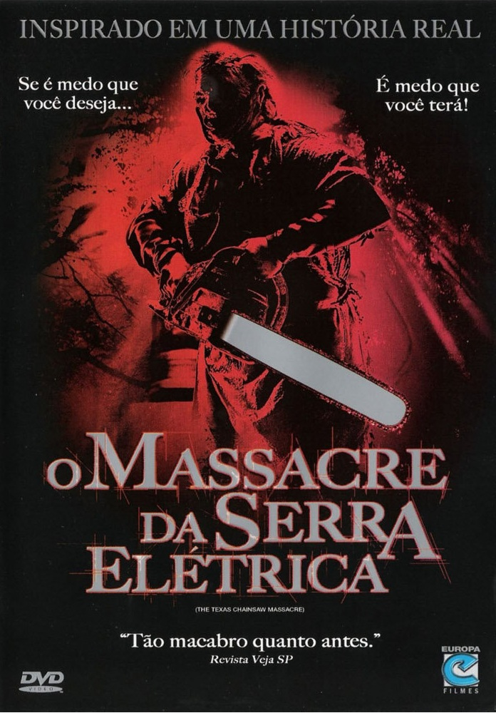 O Massacre da Serra Elétrica – Dublado (2003)