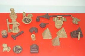 Aula de Arte - Escultura em argila