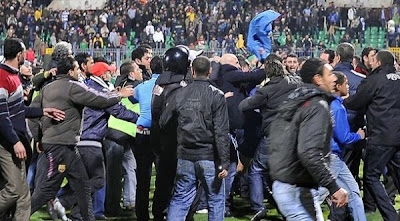 Kerusuhan Sepak Bola Di Mesir