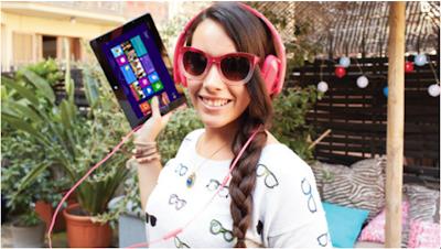 Microsoft Windows 8 Promo