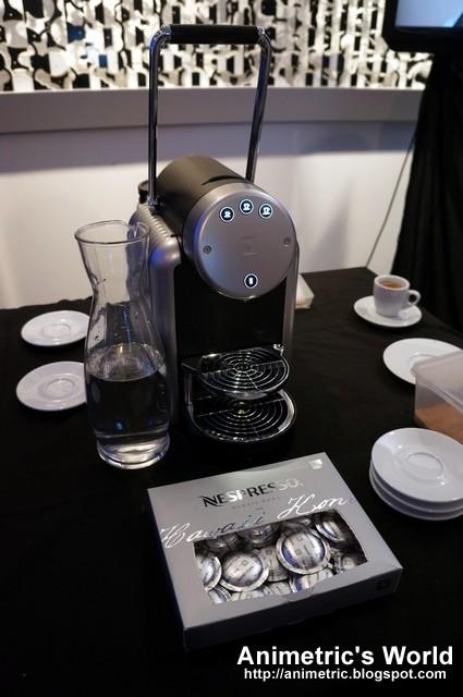 Coffee with Nespresso!  Animetrics World -> Nespresso Zenius Capsules