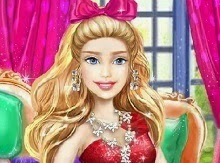 Barbie real make up