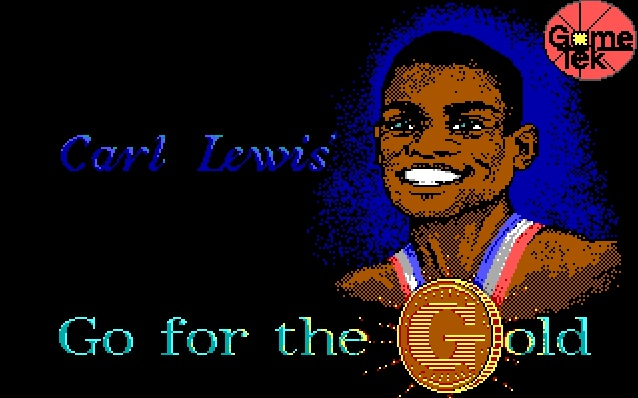 Carl Lewis Go for the Gold